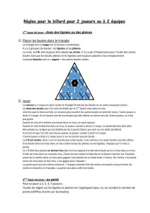 Règles pour le billard pour 2 joueurs ou à 2 équipes_page_001