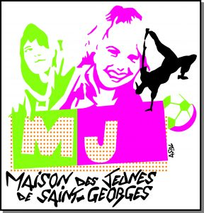 MJ Saint Georges logo